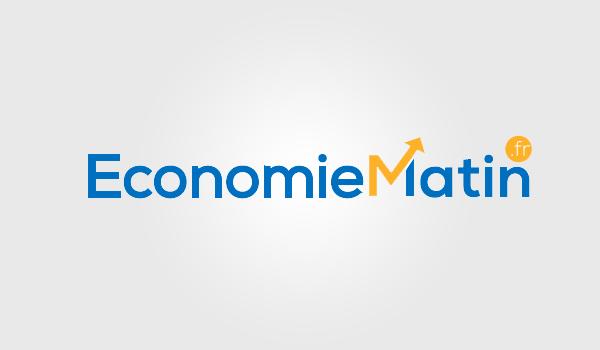 Economie Matin logo pour panique dans l'assiette